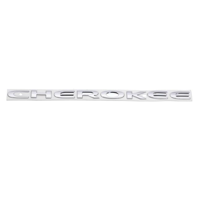 NEW OEM MOPAR FRONT DOOR GRAND CHEROKEE BADGE EMBLEM 2014 JEEP GRAND CHEROKEE