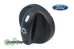 2000-2001 Ford Taurus Excursion & Mercury Sable Headlight Switch Knob OEM NEW - Ford (1F1Z-11666-AA)