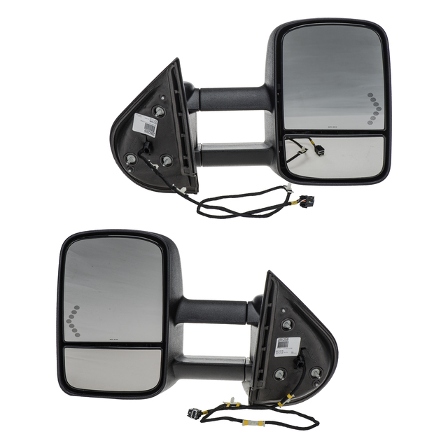 Genuine GM Accessories 19202235 Outside Rear View Mirror