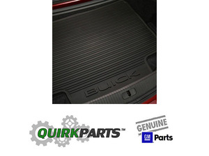 Cargo Area Mat (Models W/ 3.6L Engine) - GM (22982930)