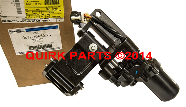 AKWH Running Board Motor with Bracket Left for Fo-rd Lincoln Navigator 747-900 9L7Z16A507A FSM1P5