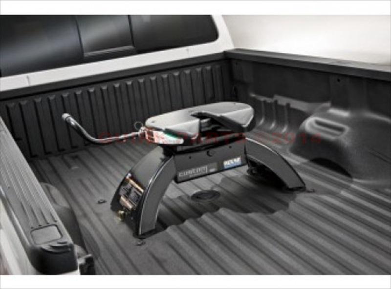2011 2015 Ford F250 F350 F450 F550 5th Fifth Wheel Trailer Hitch Kit Oem New
