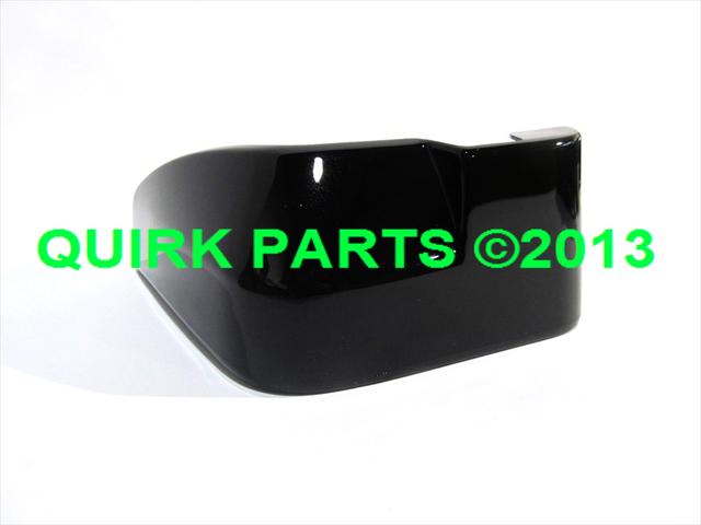 2012-2014 Subaru Impreza 4-D Splash Guard Mud Flap Crystal Black Silica OEM NEW - Subaru (J1010FJ150V2)
