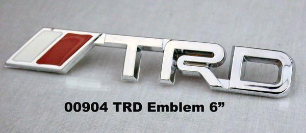 TRD EMBLEM - Toyota (67894-00904)