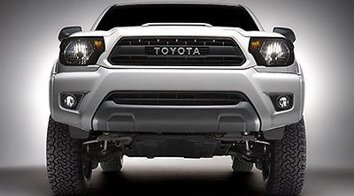 TRD Pro Tacoma Grille - Toyota (PT228-35170)
