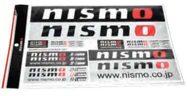 NISMO STICKER SET - Custom (99992-RN237)