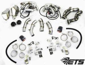 ETS Nissan R35 GT-R Turbo Kit - ETS (ETS-R35-GT-R-TK)