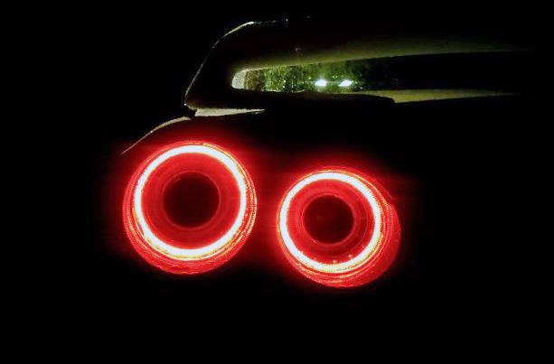 2015-2018 GT-R TAIL LAMP ASSEMBLIES (SET OF 2, LEFT AND RIGHT) - Nissan (26550-TLKIT)
