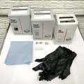 TITAN XD 5.0L DIESEL FUEL & ENGINE FILTER KIT 1 (Incl. towel, gloves, & oil change sticker) - Custom (TITAN-FILKIT1)