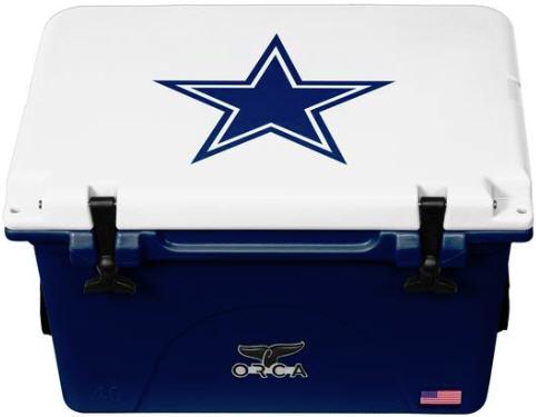 ORCA NFL Dallas Cowboys 40QT Cooler - NISMO (ORCDALCOW40)