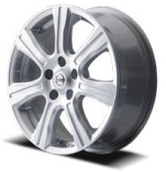 Aluminum Wheel - Nissan (9E409-3Z20JNW)