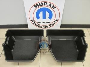 Cargo Bin, Second Row - Mopar (82214532AB)