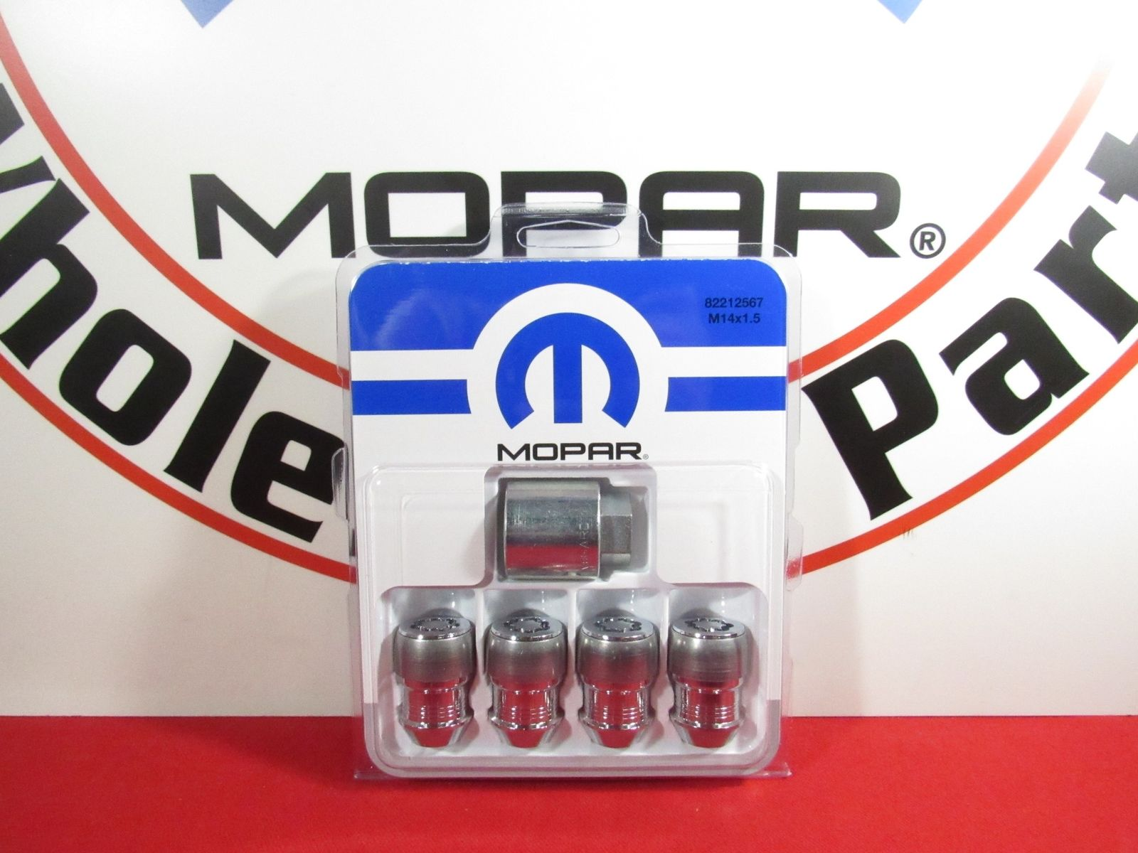 Wheel Locks - Mopar (82212567)