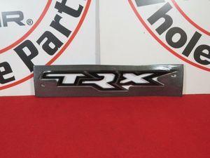 Tailgate Nameplate-TRX - Mopar (68443190ac)