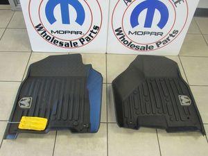 Floor Mats-All Weather-Regular Cab - Mopar (82215579AB)