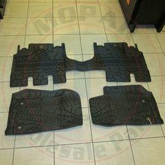 Floor Mats 3 piece-Slush - Mopar (82213860)