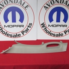 A Pillar Molding, Left - Mopar (1TE75TL2AA)