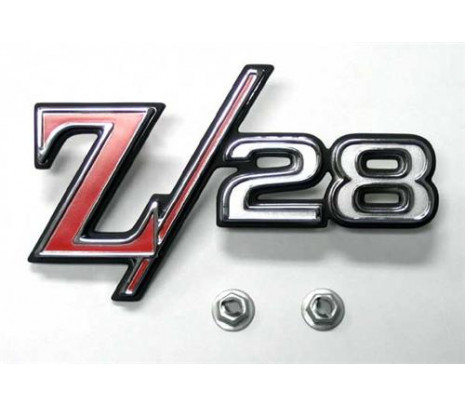 1969 'Z28' Tail Lamp Panel Made in USA - Classic Muscle (1487A)