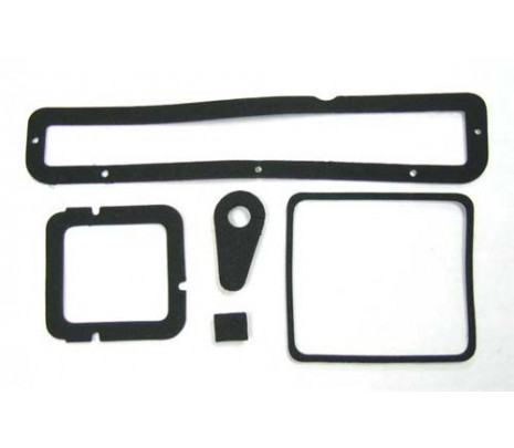 1963-1966 Heater Gasket Set - Classic Muscle (CT132)