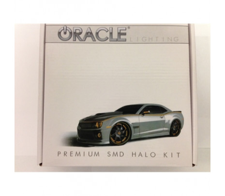 2010-2013 Oracle Premium SMD Fog Light Halo Kit(White) - Classic Muscle (RP6109)