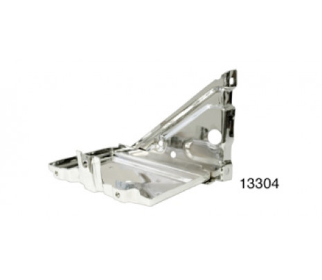 1957 BELAIR BATTERY TRAY (CHROME) - Classic Muscle (13304BT)