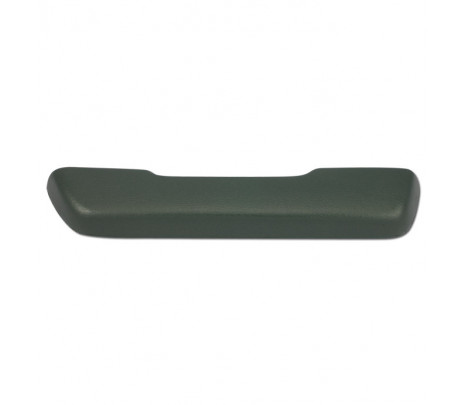 1969 Camaro Arm Rest Pad - Dark Green - RH (M24) - Classic Muscle (8742618)