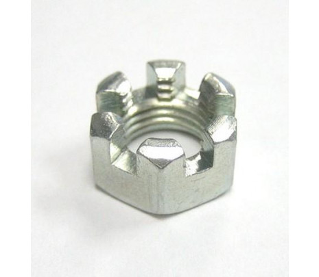 1962-1967 Tie Rod Nut (correct) - Classic Muscle (102646)