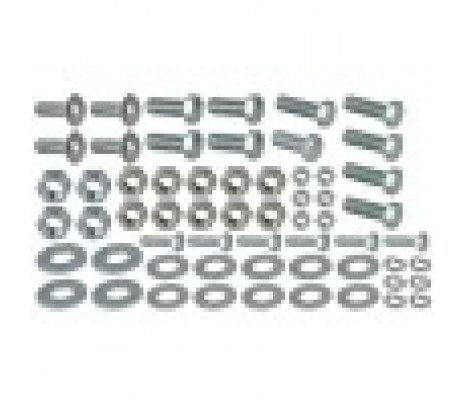 1958 IMPALA FRONT BUMPER/BRACKET BOLT KIT (60 PCS) - Classic Muscle (270368)