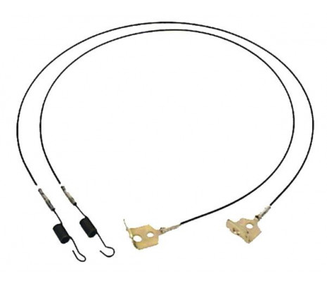 1967-1969 Hold Down Cable - Classic Muscle (7639095)
