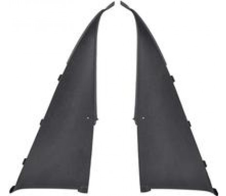 1970-73 Camaro Inner Sail Panels with Bow Style Headliner - Classic Muscle (748582)
