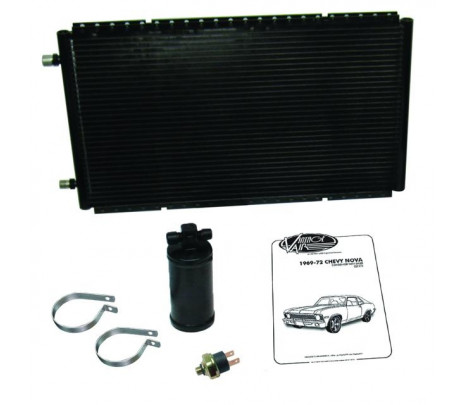 1969-72 Chevrolet Nova SureFit™ Condenser Kit w/ Drier - Classic Muscle (21171)