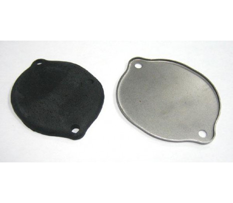 1967-69 Camaro Clutch Push Rod Hole Cover (A/T models) (includes seal) - Classic Muscle (3886689)