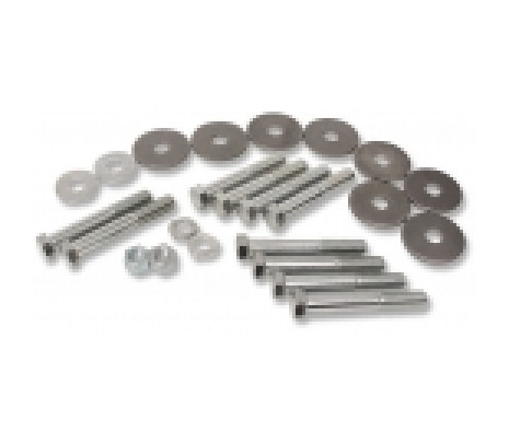 1970-1972 Chevelle Body Mount Bolt Kit Correct H/T - Classic Muscle (270676)