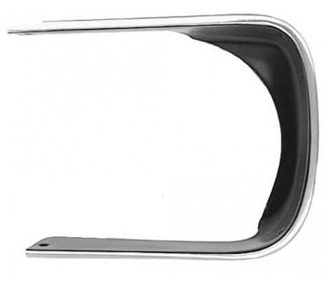 1967 Headlamp Bezel - LH - Classic Muscle (3898149)