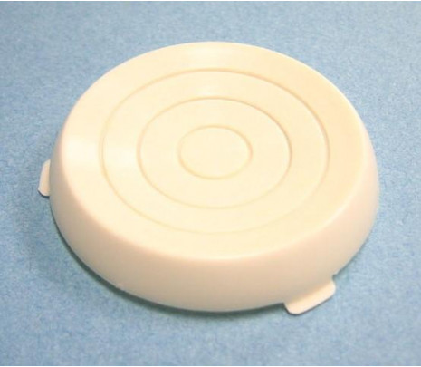 """Hardtop/Sport Coupe Lens (ivory - 2 1/8"""") - Classic Muscle (4605664)"""