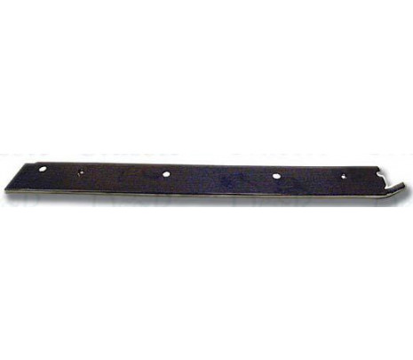1967-1969 Pillar Drip Rail Scalp (side molding attaches to this) RH - Classic Muscle (7656807)