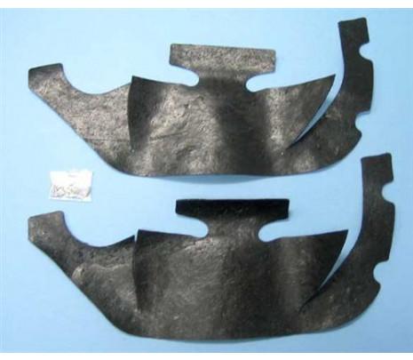 1967-1968 A-Arm Splash Shield Kit - Classic Muscle (3909121)