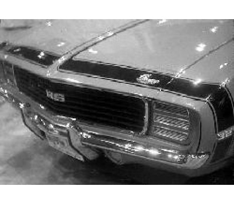 1969 Camaro Front Accent Striping Kit (except Z/28 & SS Models) - Classic Muscle (1051017-A)