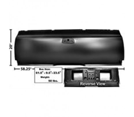 1964-1967 EL Camino Tailgate Shell (OVERSIZE ITEM) - Classic Muscle (1429D-104)