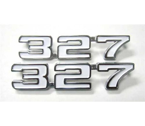1969 '327' Set (import) - Classic Muscle (1051R)