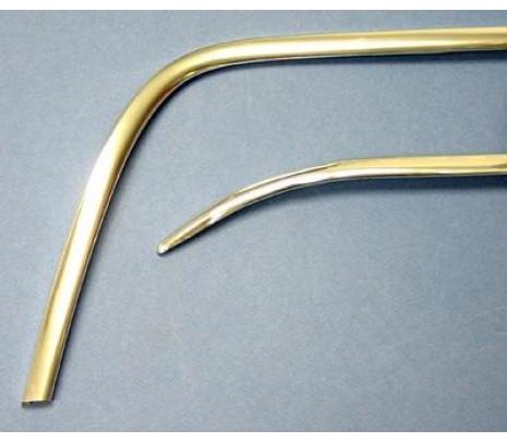 1963-1964 Nova SS Upper Peak 8 piece Set (includes hardware) - Classic Muscle (12123456)