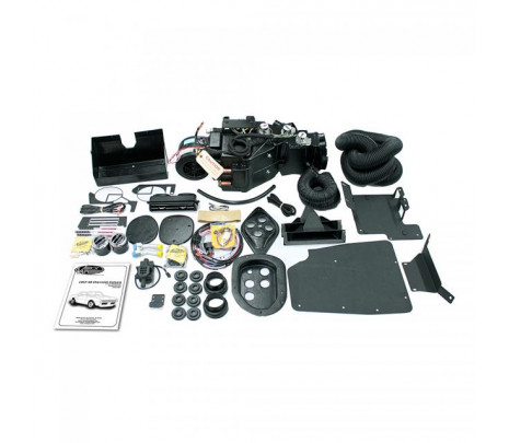 1967-68 Camaro/Firebird without Factory Air Gen IV SureFit™ Evaporator Kit - Classic Muscle (561190)
