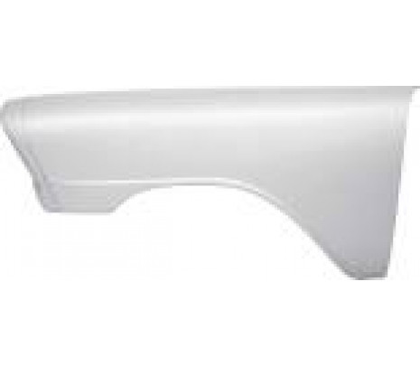 1956 Belair/150/210 Left Fender, No Holes (TRUCK FREIGHT) - Classic Muscle (3722787)