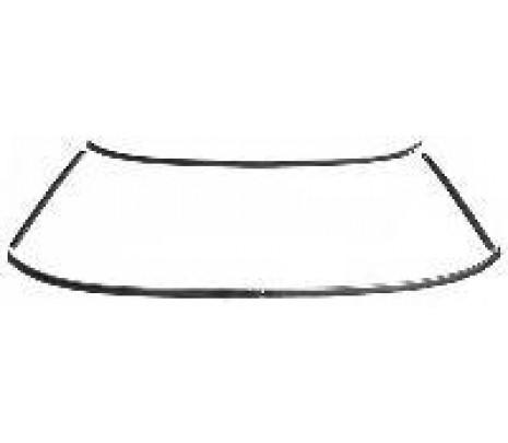 1967-1969 Molding Set (convertible, economy) 5 piece - Classic Muscle (13254)