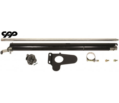 1957 Chevy Belair Original Factory Replacement Automatic Steering Column Kit - Classic Muscle (135-158)