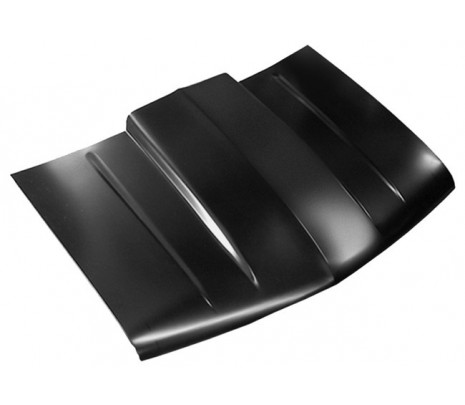 1988-1998 Chevy Pickup Truck Cowl Hood 1st Design (TRUCK FREIGHT) - Classic Muscle (0852-035)