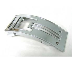 1955-1956 Heater Control Bezel (chrome) - Classic Muscle (3134788)