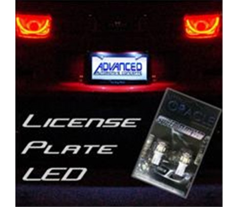 2010-2013 Oracle License Plate LEDs - Classic Muscle (RP5117)