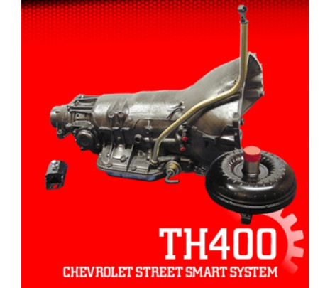 Turbo 400 Stage II Kit - Classic Muscle (PA40104)
