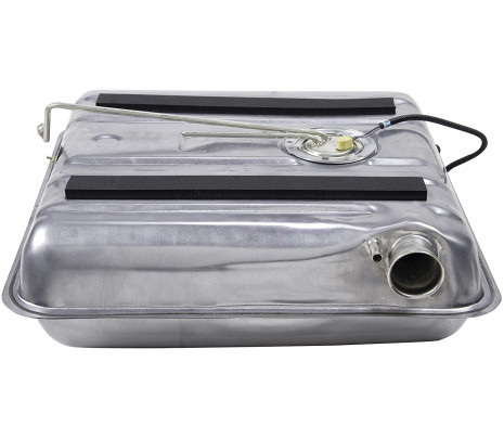 1957 Chevrolet Fuel Injected 16 Gallon Classic Fuel Tank With Round Corners (exc Wagons) - Classic Muscle (BP160)